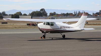 A picture of N7327E - Cessna 210 Centurion - [57027] - © Jamie West