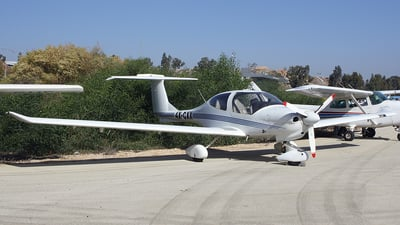 4X-CXX - Diamond DA-40 Diamond Star - Private