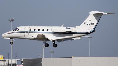 F-GGAL - Cessna 650 Citation III - Euralair International