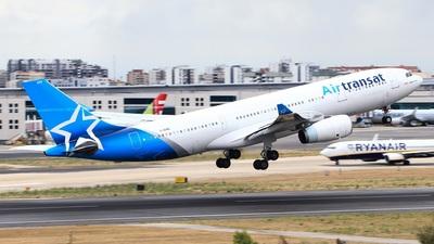 C-GUBL - Airbus A330-243 - Air Transat
