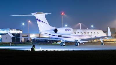 N919PE - Gulfstream G650ER - Private