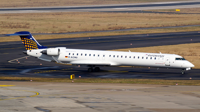 D-ACNU - Bombardier CRJ-900 - Eurowings