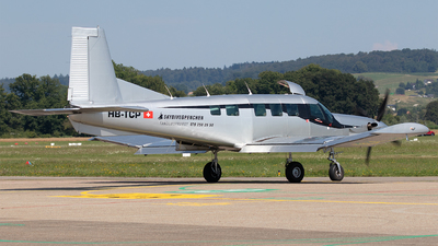 HB-TCP - Pacific Aerospace 750XL - Skydive Grenchen