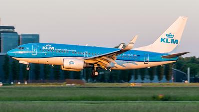 PH-BGD - Boeing 737-7K2 - KLM Royal Dutch Airlines
