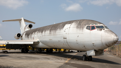 N854AA - Boeing 727-223(Adv)(F) - Kitty Hawk Aircargo (KHA)