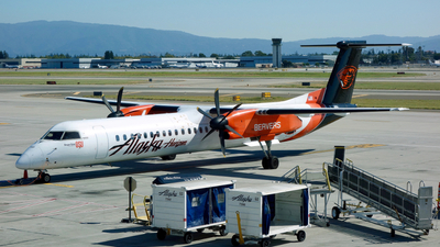 N440QX - Bombardier Dash 8-Q402 - Alaska Airlines (Horizon Air)