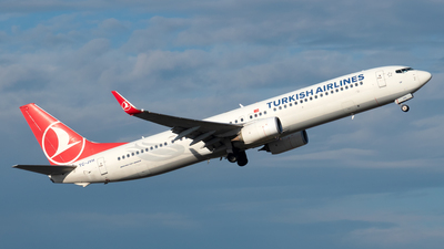 A picture of TCJYH - Boeing 7379F2(ER) - Turkish Airlines - © Kuzey Alan