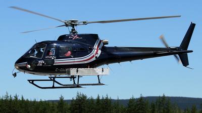 C-GMIM - Aérospatiale AS 350BA Ecureuil - Héli-Inter