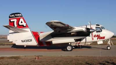 A picture of N439DF - Marsh S2F3AT Turbo Tracker - [149854] - © Kendrick Dlima
