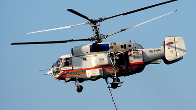 RA-31073 - Kamov Ka-32A - Russia - Ministry for Emergency Situations (MChS)