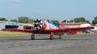 N3267G - North American AT-6G Texan - Aeroshell Aerobatic Team