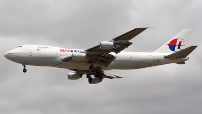 TF-ATZ - Boeing 747-236B(SF) - MASkargo (Air Atlanta Icelandic)