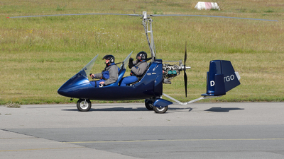 D-MTGO - AutoGyro Europe MT-03 Eagle - Private