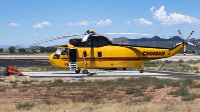 N612CK - Sikorsky SH-3H Sea King - Croman Helicopters