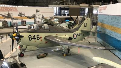 XA434 - Fairey Gannet AS.1 - Australia - Royal Australian Navy (RAN)