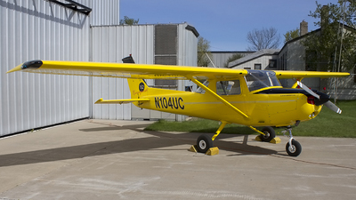 N104UC - Cessna 152 - Aircraft Owners & Pilots Association (AOPA)