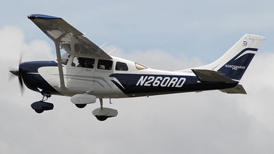 N260RD  - Cessna T206H Turbo Stationair - Private