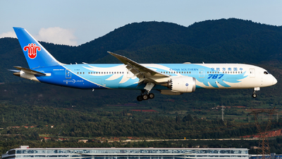 B-1169 - Boeing 787-9 Dreamliner - China Southern Airlines