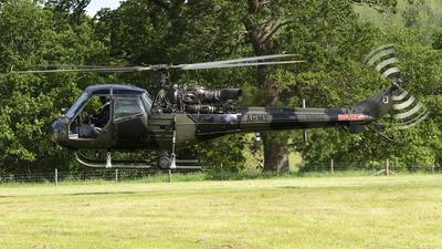 XT626 - Westland Scout AH.1 - United Kingdom - Army Air Corps Historic Flight