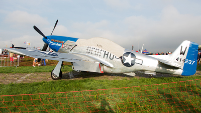 A picture of FAZXS - North American P51D Mustang - [4412473] - © Thomas Ernst
