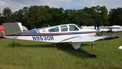 N9530R - Beechcraft K35 Bonanza - Private