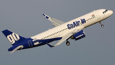 F-WWDC - Airbus A320-271N - Go Air