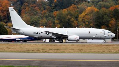 169332 - Boeing P-8A Poseidon - United States - US Navy (USN)