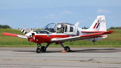 F-AZOG - Scottish Aviation Bulldog T.1 - Private