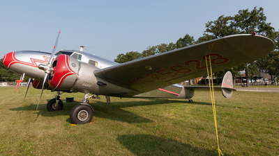 NC25628 - Lockheed 12A Electra - Private