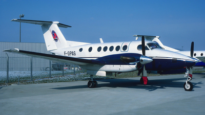 F-GPAS - Beechcraft 200 Super King Air - Proteus Airlines