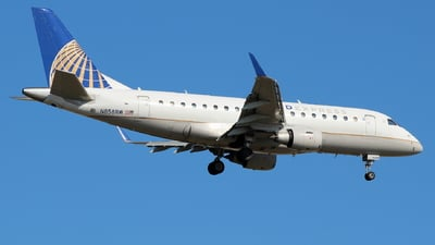 A picture of N858RW - Embraer E170SE - United Airlines - © Andriy Yegorov