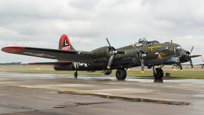 N7227C - Boeing B-17G Flying Fortress - Commemorative Air Force