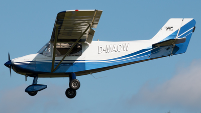 D-MAOW - Rans S-6 Coyote II - Private