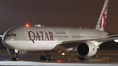 A7-BAV - Boeing 777-3DZER - Qatar Airways