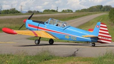 HB-TCC - Zlin Z-326MF Trener Master - Private
