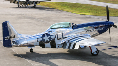 NL351DT - North American TF-51D Mustang - Stallion 51