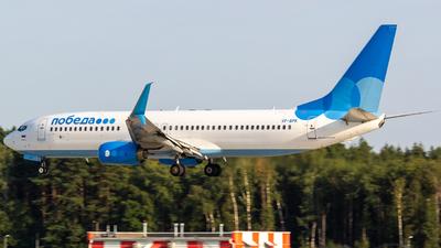 A picture of VPBPK - Boeing 7378AL - Pobeda - © Dmitrii Ermakov