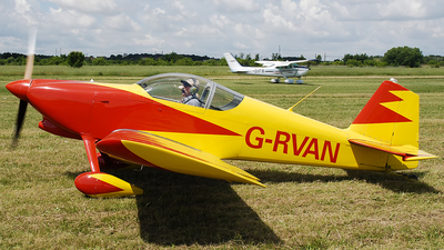 G-RVAN - Vans RV-6 - Private