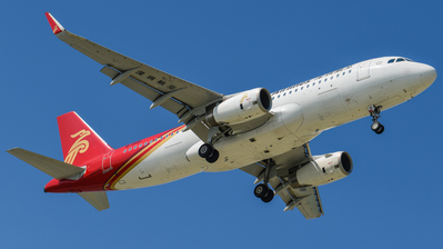 B-8181 - Airbus A320-232 - Shenzhen Airlines