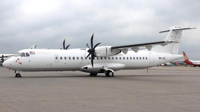 9M-LGC - ATR 72-212A(600) - Malindo Air (Batik Air)