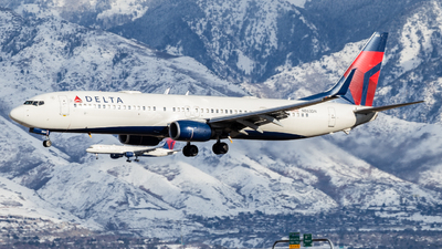 A picture of N863DN - Boeing 737932(ER) - Delta Air Lines - © John Marzo