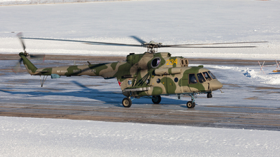 RF-95595 - Mil Mi-8AMTSh Hip - Russia - Air Force