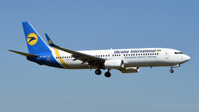 UR-PSR - Boeing 737-8KV - Ukraine International Airlines