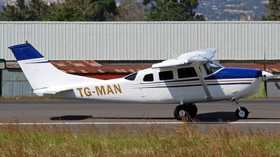 TG-MAN - Cessna 206H Stationair - Private
