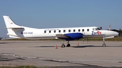 EC-HJC - Swearingen SA226-TC Metro II - Zorex