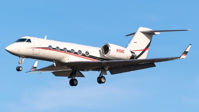 N154C - Gulfstream G-IV(SP) - Private
