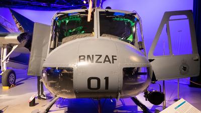 NZ3801 - Bell UH-1H Iroquois - New Zealand - Royal New Zealand Air Force (RNZAF)