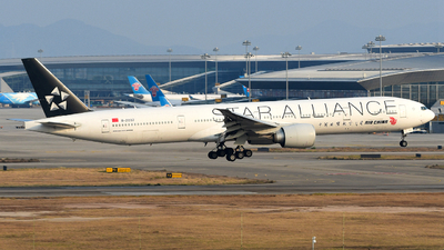 B-2032 - Boeing 777-39LER - Air China