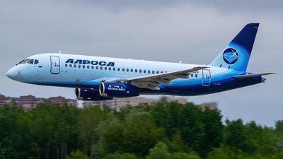 RA-97020 - Sukhoi Superjet 100-95B - Alrosa Airlines