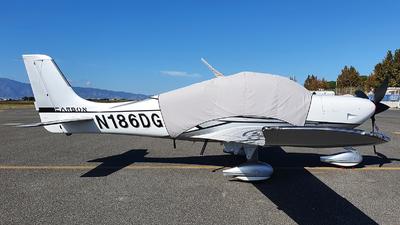 N186DG - Cirrus SR22T-GTS Carbon - Private